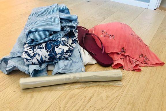 Pakke ned klær for vinteren? Unngå plast, kjeller og kleshengere