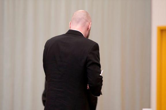 Storrvik om Behring Breivik: Han er en person som sitter helt alene i et veldig lite fengsel i fengselet