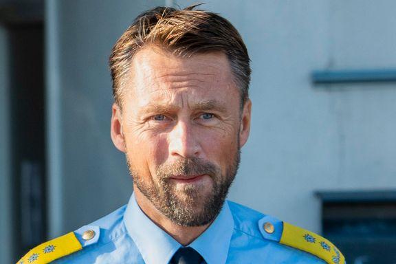Politimester Hasseldal flyttes til Politidirektoratet