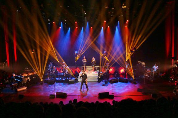 Vår anmelder lar seg begeistre: Alexander Rybak er en ekte entertainer