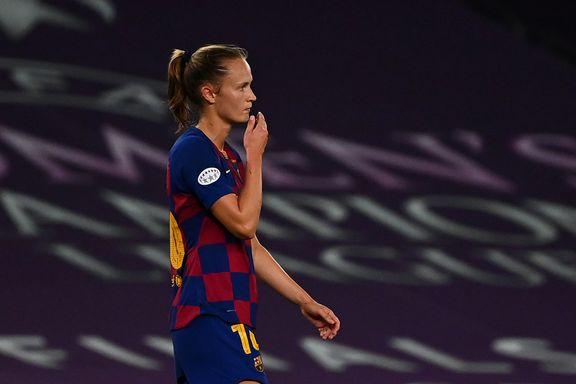 Graham Hansen forlenger med Barcelona: – Veldig fornøyd