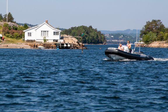 Sjøhyttepriser stiger for syvende år på rad