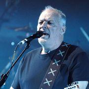 Pink Floyd-Gilmour selger 120 gitarer