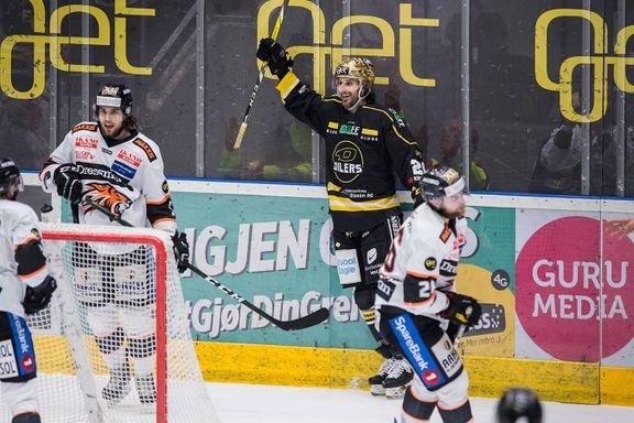 Hyller Oilers' gullrekke: - De leverer drømmehockey