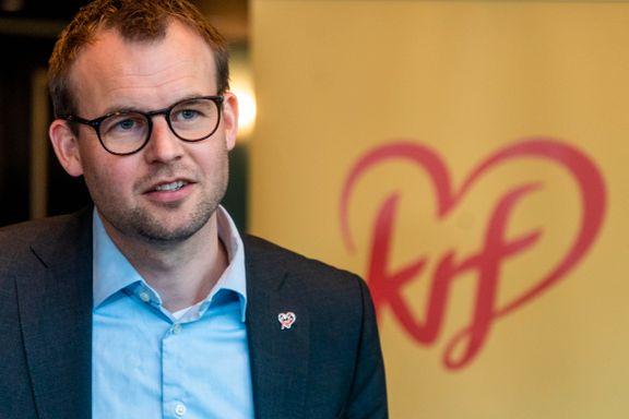 Det er dramatisk for KrF. Partiets plass i norsk politikk står på spill.