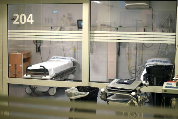 320.000 færre pasienter fikk sykehushjelp. Kreftpasientene rammes  hardt.