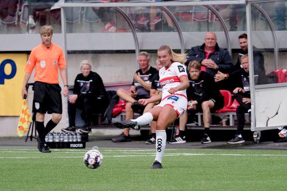 Hun fikk ikke spille i Sandviken. Nå er hun klar for Champions League-klubb.