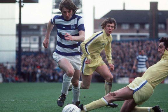 Tidligere engelsk fotballstjerne har fått Alzheimers