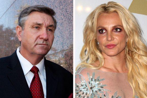 Britney Spears' far vil ha millionbeløp for å gi opp vergemålet