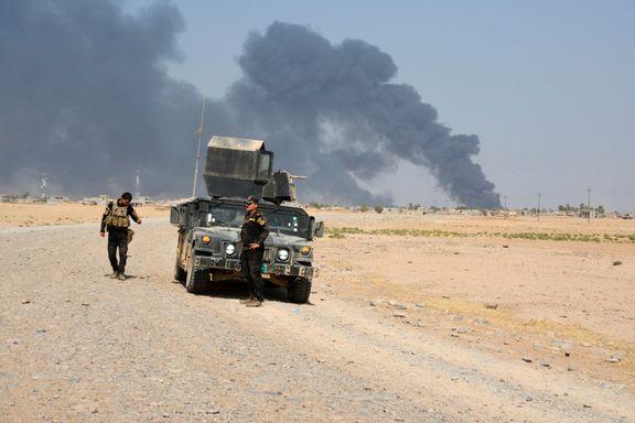 Irakiske styrker har stormet by sør for Mosul