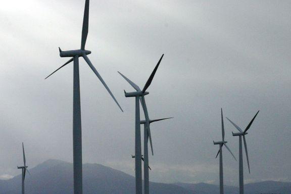 Høyre-topper: Satsing på vindkraft må belønnes
