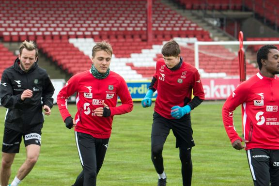 Bryne FK permitterer ikke. Derfor tror ledelsen det gir klubben en fordel.