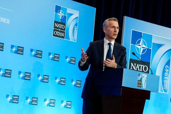 Ap kan gi Stoltenberg en politisk ørefik i bursdagsgave: Forbud mot atomvåpen