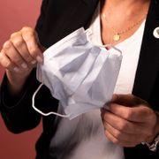 Aftenposten mener: Påbud om munnbind må være godt begrunnet