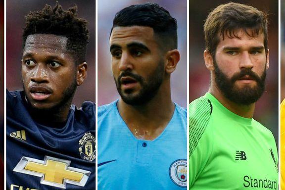 Stor oversikt: Her er alle overgangene i Premier League