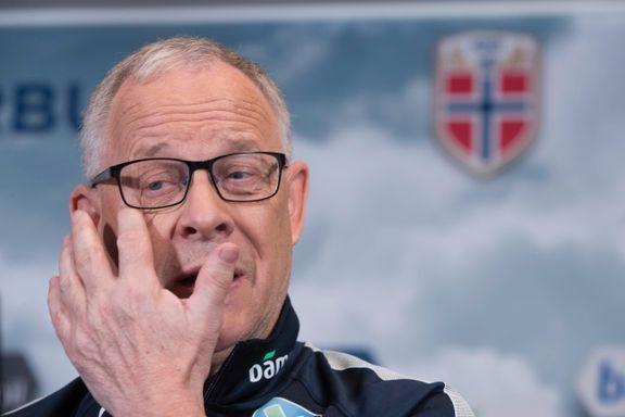Lagerbäck krever mer spilletid av utenlandsprofilene: – På lang sikt holder det ikke