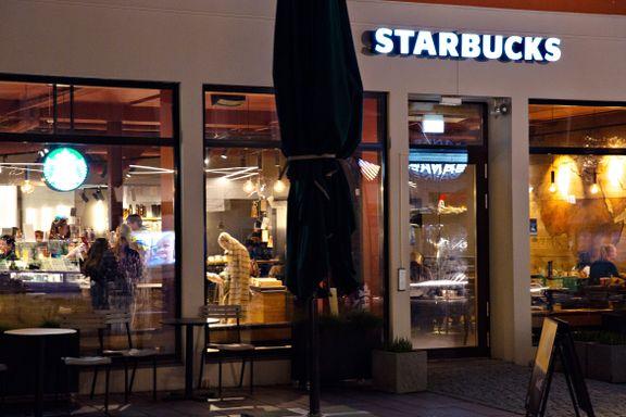 Starbucks-sjef ba kvinnelige ansatte «dolle seg opp»