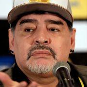 Maradona om Messi: – Det er nytteløst å gjøre leder av en spiller som går på toalettet 20 ganger før hver kamp