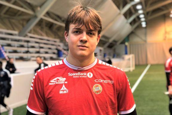 Marius fra Tromsø er Altas nye keeper