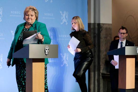 I det stille ble KrF og Venstre overkjørt av Høyre i kontroversiell asylsak
