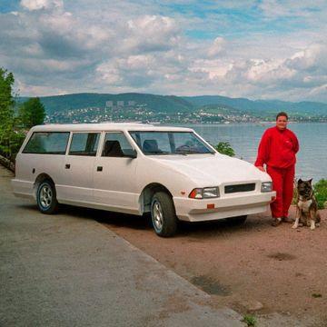 Her er den norske bilen som skulle knuse Volvo