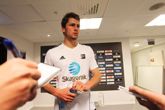 Everton følger Norges U21-stjerne