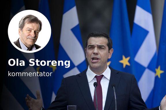 EU og NATO har fått en gresk helt