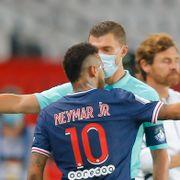 Neymar utestengt i to kamper, hevder at han ble kalt for apekatt