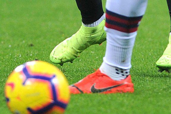 Parodi i italiensk fotball: Tapte 20–0 etter å ha stilt uten trener og med massør på banen