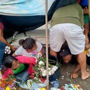 Kraftig jordskjelv på Filippinene – seks år gammel jente blant de omkomne