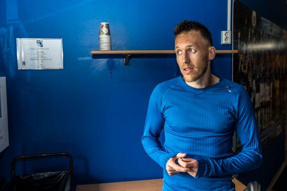Molde-veteranen ventet på comebacket i 10 måneder. Så hinket han av banen etter 12 minutter.