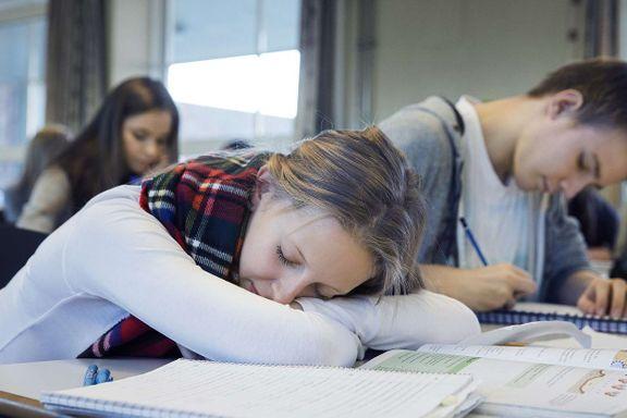Flere sover dårligere: Ny norsk forskning viser sammenheng med søvnproblemer og stryk på eksamen