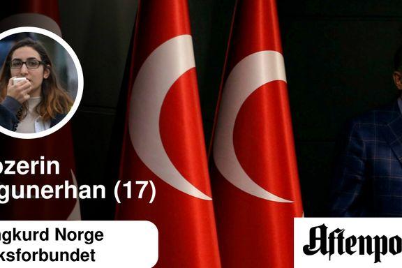 Vi vet hva Erdogan gjør. Likevel slipper han unna med det. | Rozerin Algunerhan