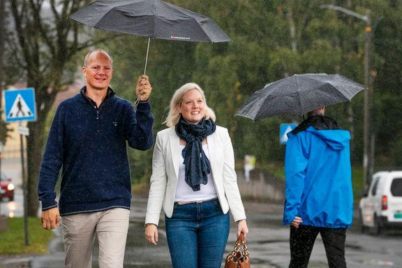 Ketil Solvik-Olsen dro fra USA for å redde stumpene i Groruddalen. Det ble bomtur.