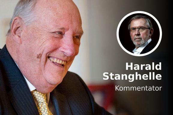 Hva er oppskriften på kong Haralds enormt sterke posisjon i det norske folk?