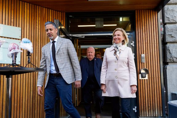 Kritikken har haglet. Men etter halvannen time på ministerens kontor, smilte plutselig Idretts-Norge.