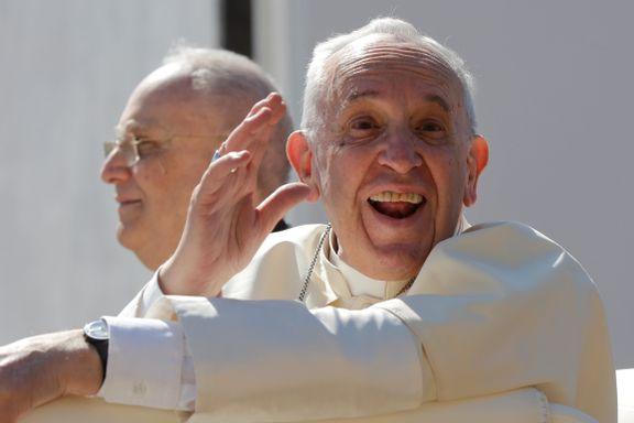 Paven spanderte is på 3000