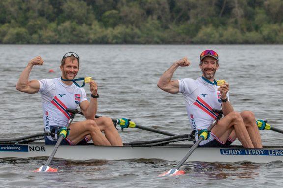 Roerne tror på OL-suksess: – Det ser veldig bra ut