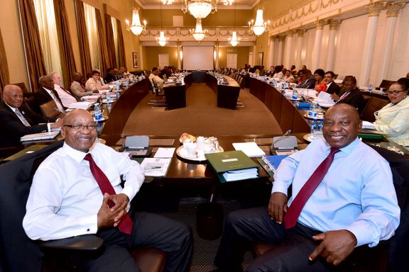Aftenposten mener: Ramaphosa får en tung jobb i Sør-Afrika