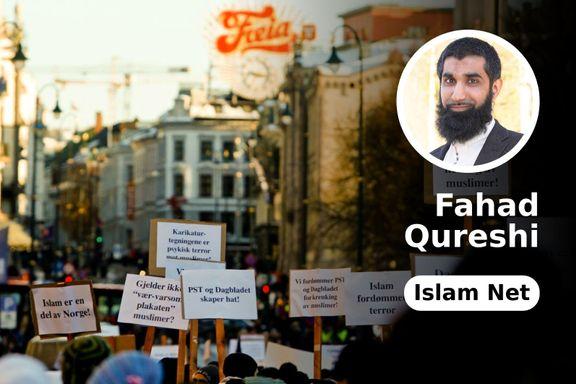 Et forsvar for Muhammed-karikaturer er et forsvar for islamofobi