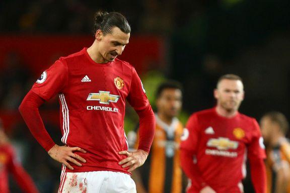 United snublet mot bunnlaget Hull