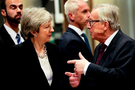 Denne uken skal brexit-avgjørelsen falle. Opptakten kunne ikke vært verre.