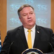 USAs utenriksminister krever løslatelse av canadiske fanger i Kina