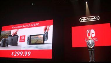 Slik blir nye Nintendo Switch