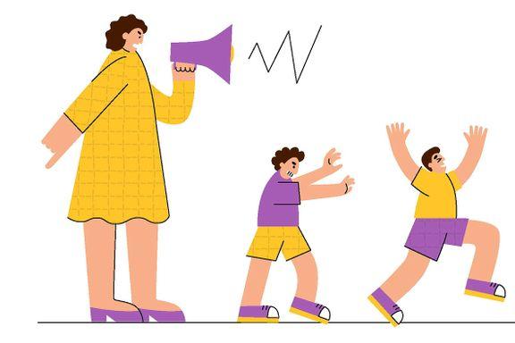De fleste foreldre blir sinte på barna. Men hvor sint er det egentlig greit å bli?