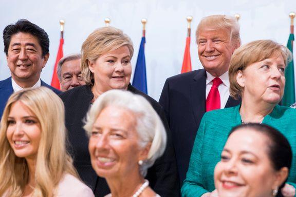 Aftenposten mener: En fordel at verdensøkonomien blir mindre avhengig av USA og Storbritannia
