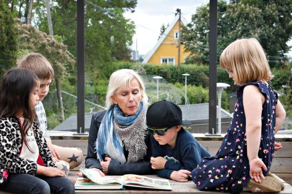 Ny test prøves ut i barnehager – kan avdekke risiko for dysleksi