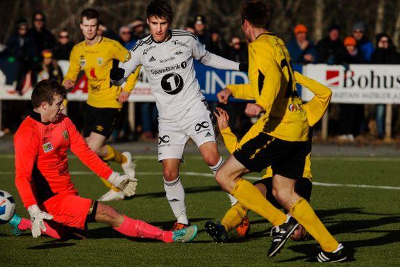 Alle står på hodet for Rosenborg