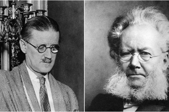 James Joyce lærte seg norsk for å lese Ibsen på originalspråket