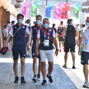 Gjert Ingebrigtsen hisset seg opp i OL: – Fikk melding om at jeg måtte jekke meg ned
